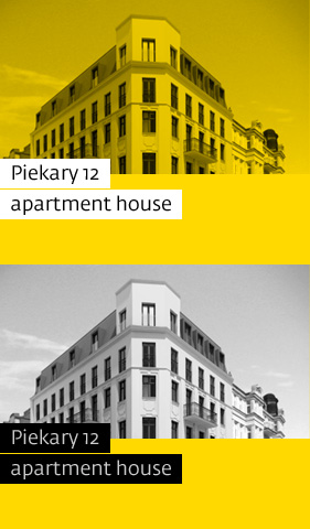 Piekary 12, apartment house